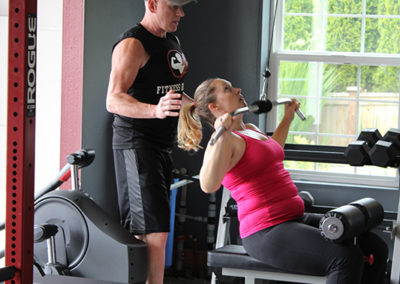 In the Gym - Fitness Rules Normandy Park